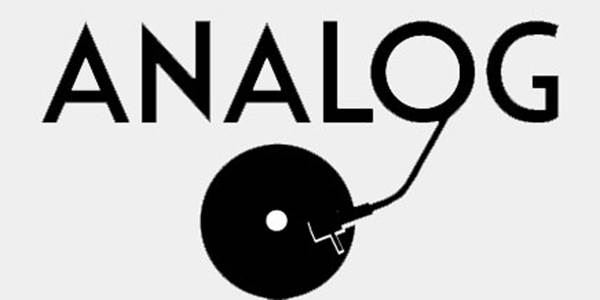 Cafe Analog Logo
